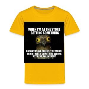 20180211 215834 - Toddler Premium T-Shirt