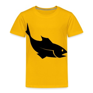 Fish - Toddler Premium T-Shirt