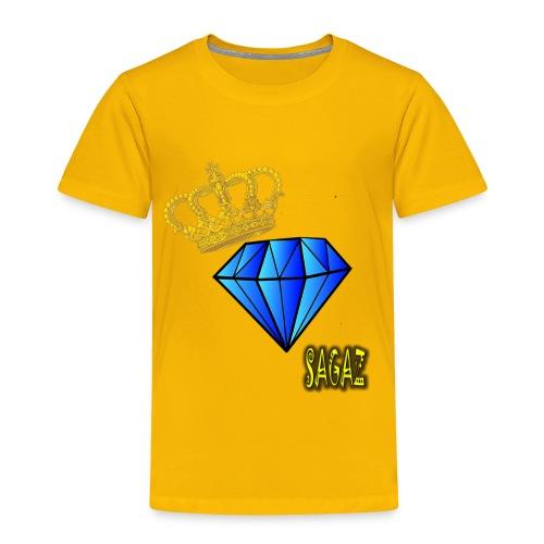 Sagaz diamante - Toddler Premium T-Shirt