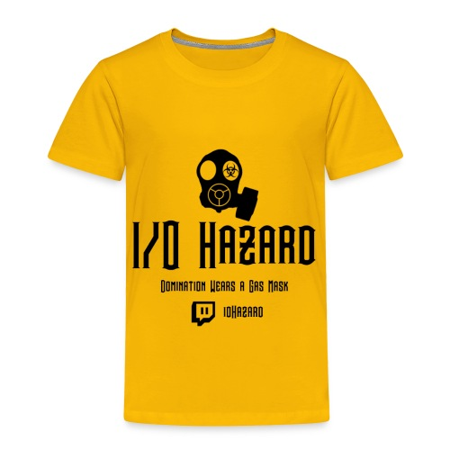 I/O Hazard Official - Toddler Premium T-Shirt