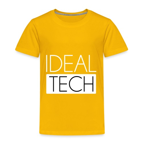 Ideal Tech - Toddler Premium T-Shirt
