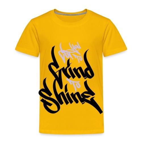 GTS - Toddler Premium T-Shirt