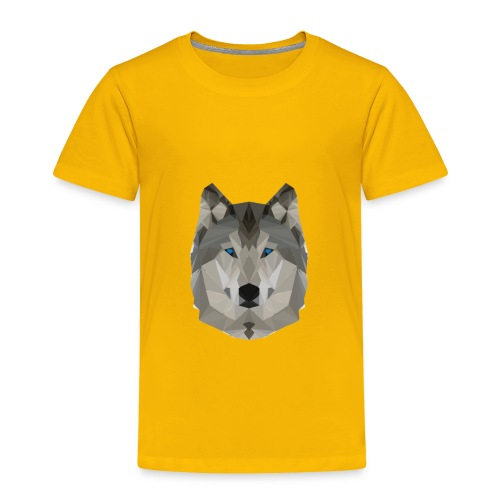 Wolf - Toddler Premium T-Shirt