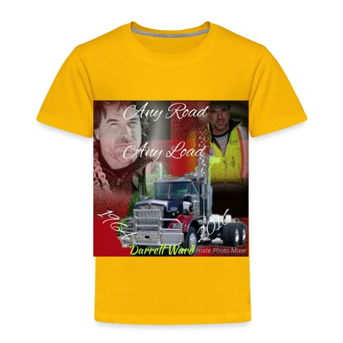 Anyroad anyload - Toddler Premium T-Shirt