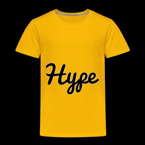 Hype Logo - Toddler Premium T-Shirt