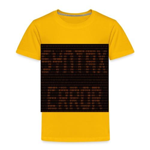 syntax error - Toddler Premium T-Shirt