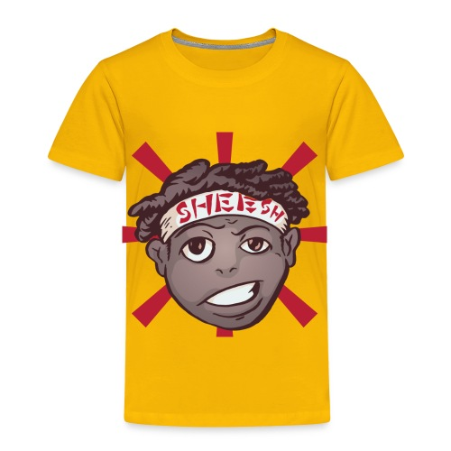 Sheesh Gang - Toddler Premium T-Shirt