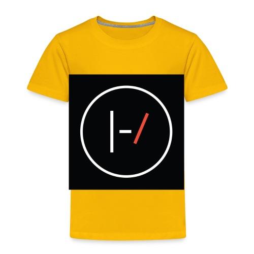 Twenty one pilots Blurryface pin - Toddler Premium T-Shirt