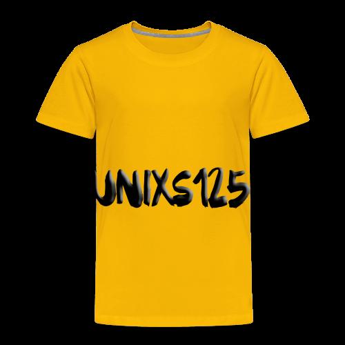 Text Logo - Toddler Premium T-Shirt