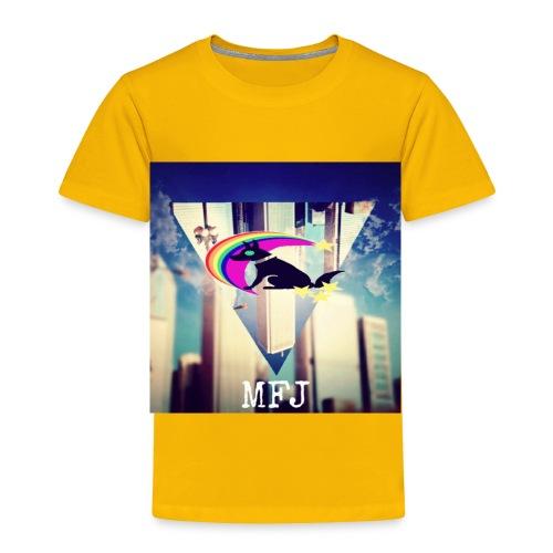 MagicolFlapJackal - Toddler Premium T-Shirt