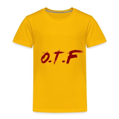 OnlyTheFamily - Toddler Premium T-Shirt