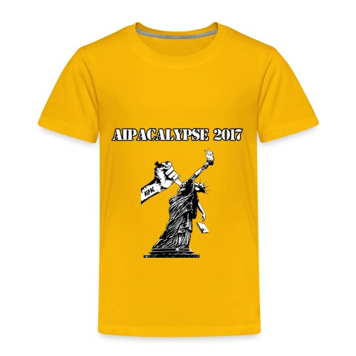 AIPACALYPSE Shirt - Toddler Premium T-Shirt