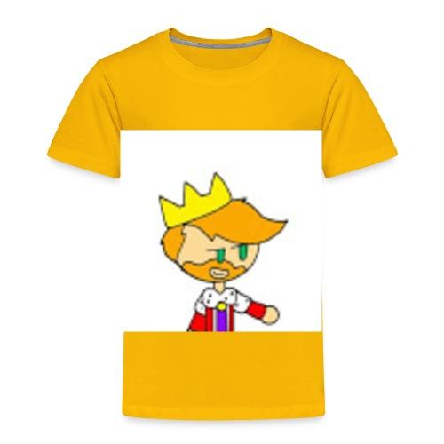 Hopps Logo Portable - Toddler Premium T-Shirt