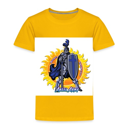 Angel Army - Toddler Premium T-Shirt