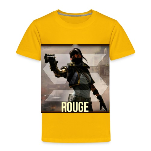 Synx Rouge Picture - Toddler Premium T-Shirt