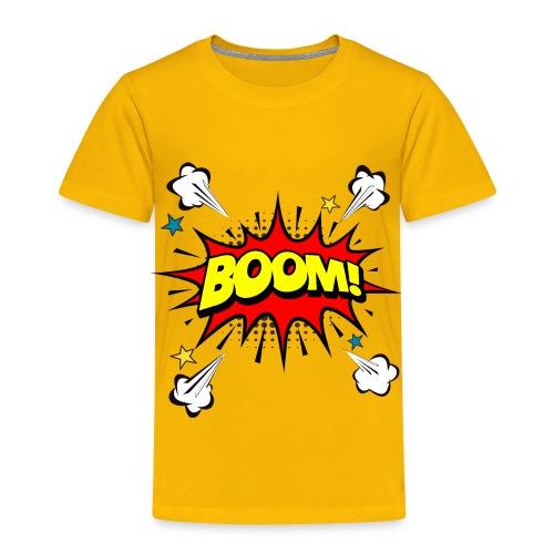 Super Boom - Toddler Premium T-Shirt