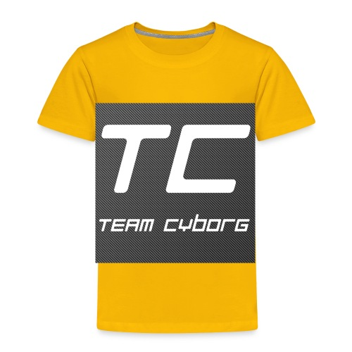Team Cyborg Kids Merch - Toddler Premium T-Shirt