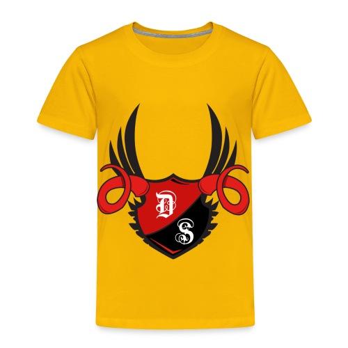 deathsavior_logo - Toddler Premium T-Shirt