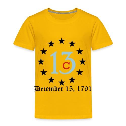 1791 - Design - Toddler Premium T-Shirt