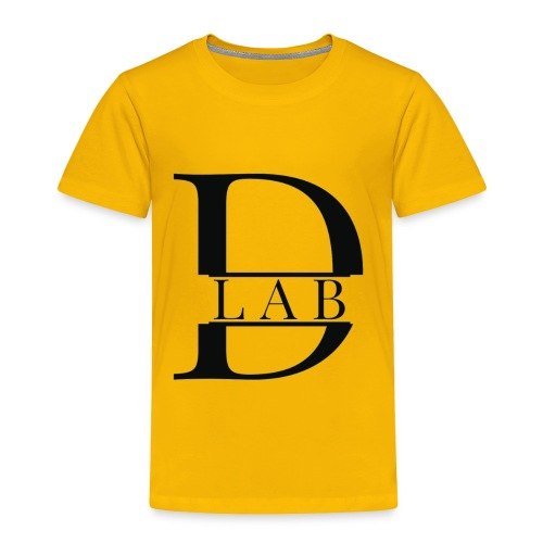 D Lab Black - Toddler Premium T-Shirt