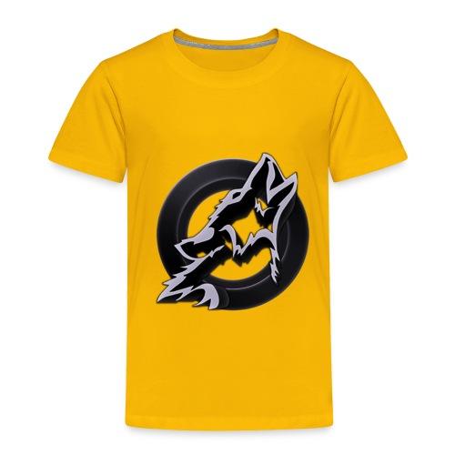 Dusk Circular Logo - Toddler Premium T-Shirt