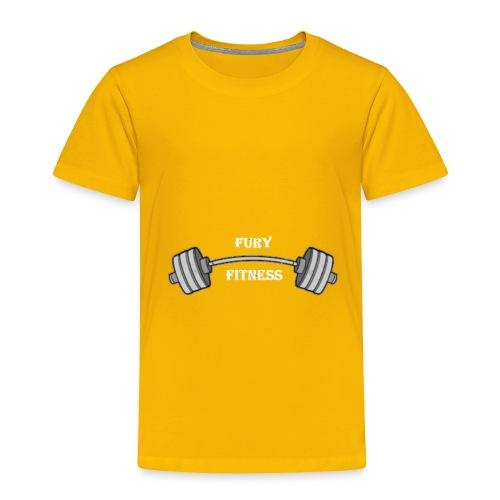 Fury Fitness - Toddler Premium T-Shirt