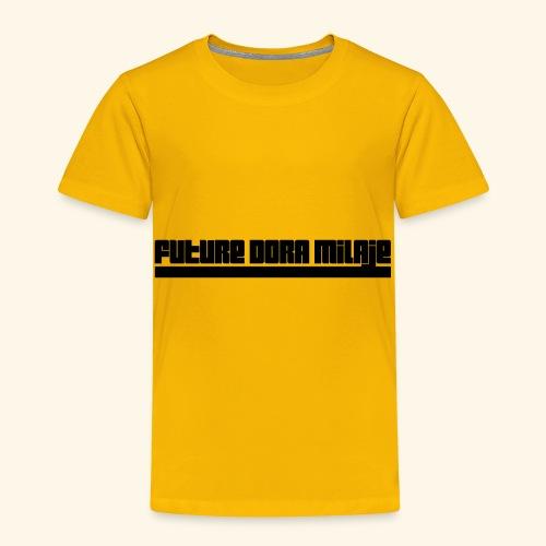 Future Dora Milaje - Toddler Premium T-Shirt