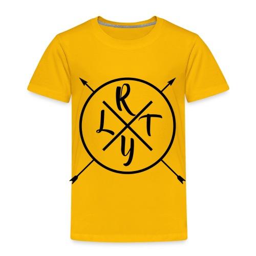 Basic_Logo - Toddler Premium T-Shirt