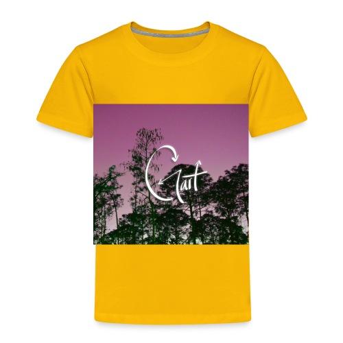 Pink Forest Gart - Toddler Premium T-Shirt
