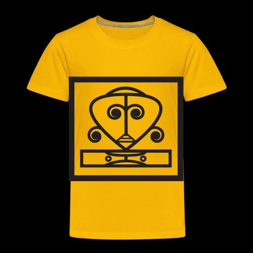 IFE HTP (Logo BLK) - Toddler Premium T-Shirt
