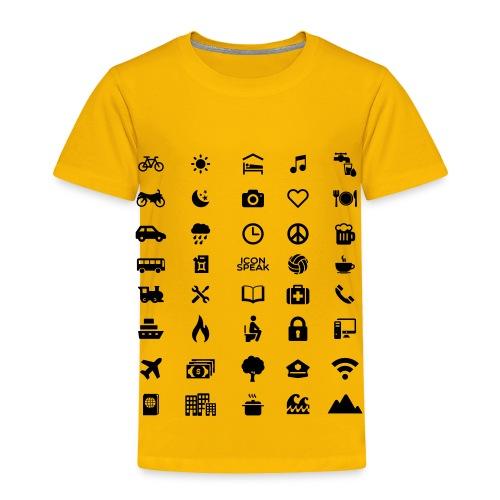 Good design name - Toddler Premium T-Shirt