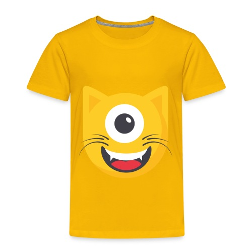 Cyclo Cat - Toddler Premium T-Shirt
