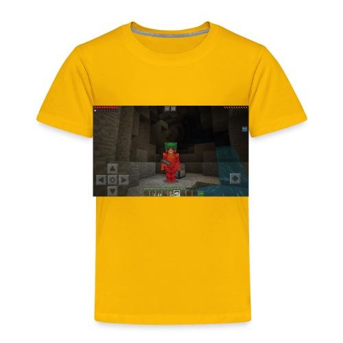 Playing - Toddler Premium T-Shirt