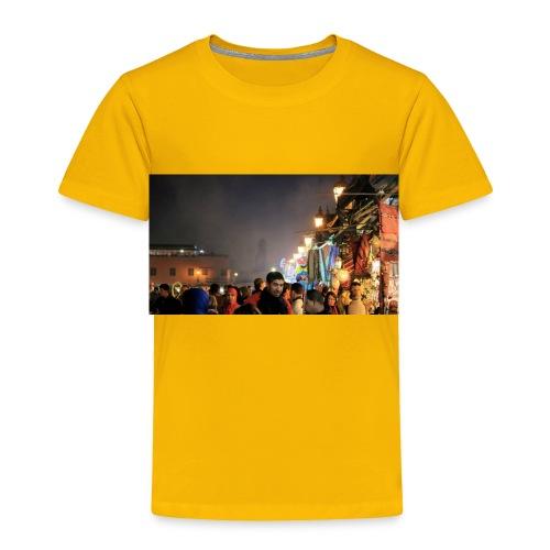 Marrakech at Night - Toddler Premium T-Shirt