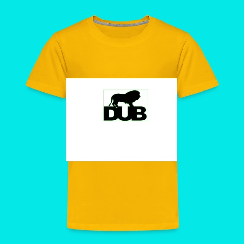 DuB Lion - Toddler Premium T-Shirt