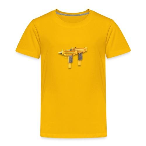 uzicalls logo - Toddler Premium T-Shirt