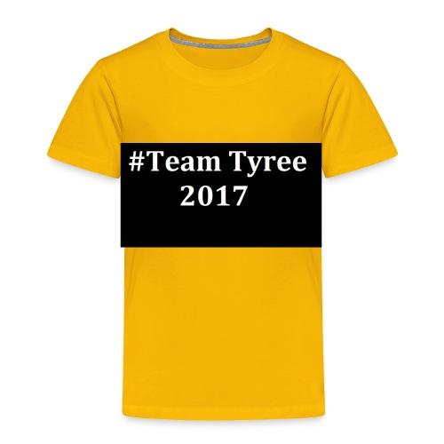 Team_tyree - Toddler Premium T-Shirt