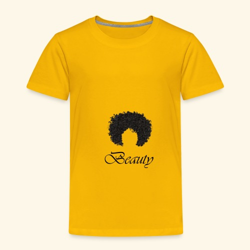 Beauty tee - Toddler Premium T-Shirt