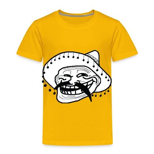 mexican - Toddler Premium T-Shirt