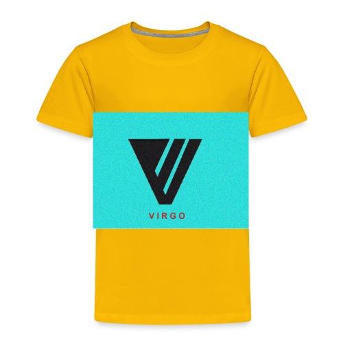 Virgo : Color - Toddler Premium T-Shirt