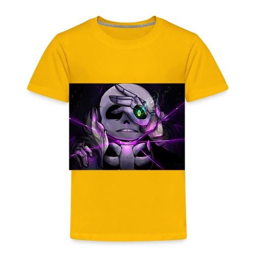 The Best Sans Power Gaming Kids T-Shirt - Toddler Premium T-Shirt