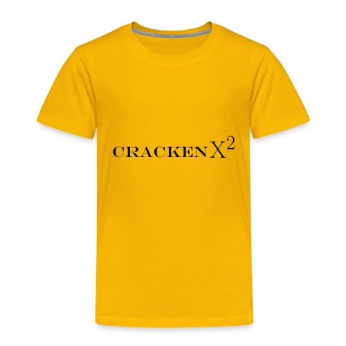 Cracken's Official Mug - Toddler Premium T-Shirt