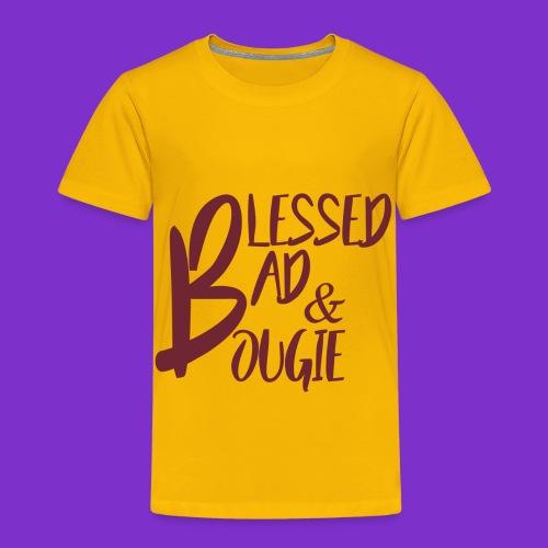 BBB Tee - Toddler Premium T-Shirt