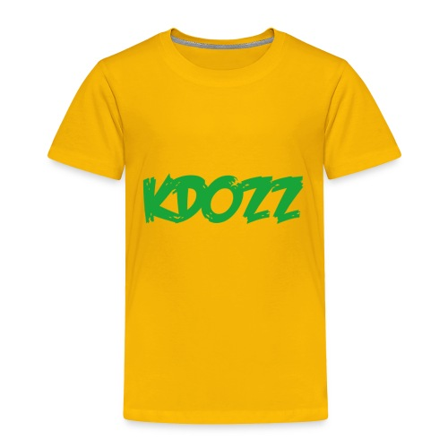 Kdozz - Toddler Premium T-Shirt
