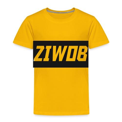 Ziwob shirt design - Toddler Premium T-Shirt