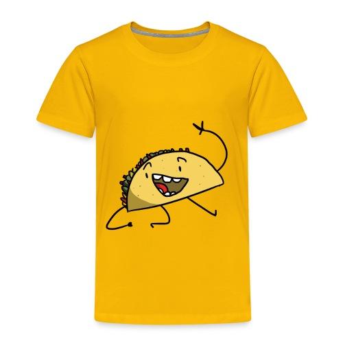Taco - Toddler Premium T-Shirt