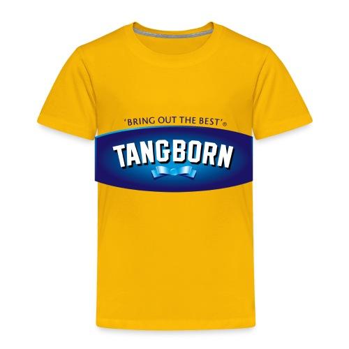 Tangborn Real Mayo - Toddler Premium T-Shirt