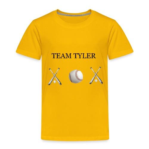 Team Tyler - Toddler Premium T-Shirt