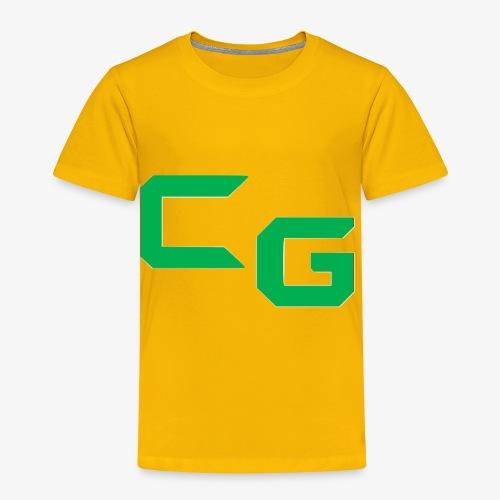 certifiedatol gaming logo - Toddler Premium T-Shirt
