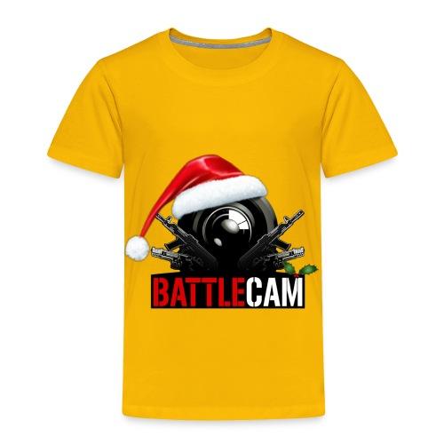 Battlecam_logo - Toddler Premium T-Shirt